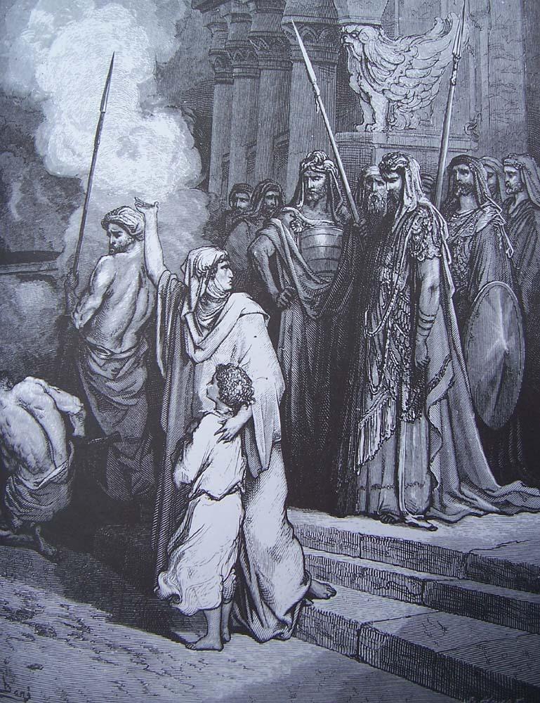 La Sainte Vierge Marie - La Foi et les Œuvres volume 3 – Vicomte Walsh 19 eme siècle  Eleazar3