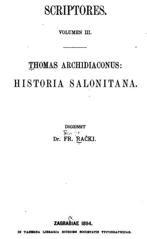 Thomas de Split